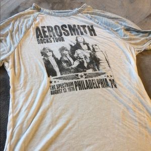 Aerosmith Rocks Tee